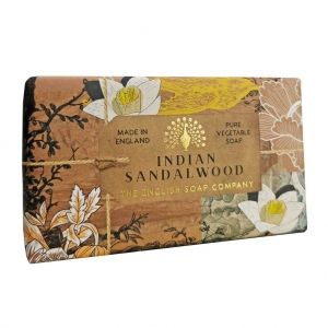 Луксозен Сапун The English Soap Company Anniversary Indian Sandalwood Soap 200g