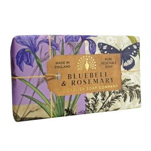 Луксозен Сапун The English Soap Company Anniversary Bluebell and Rosemary Soap 200g