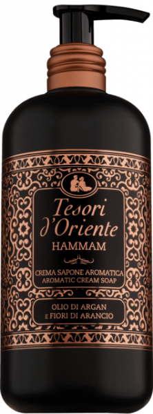 Течен сапун Tesori D'Oriente Hammam Liquid Soap 300ml