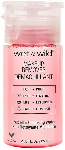 Мицеларна вода за почистване на грим Wet N Wild Makeup Remover Micellar Cleansing Water 85ml