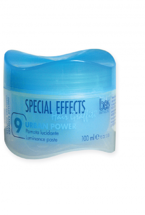 BES Special effects Urban Power Вакса за коса 100ml